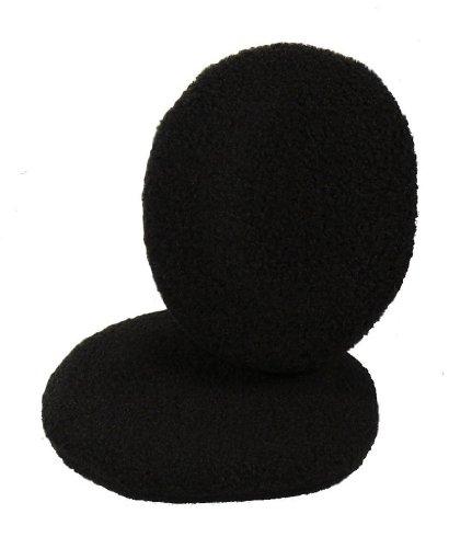 �rmer Mütze war gestern Standard Ohren Schützer, earbags fleece, Farbe schwarz, Größe M. ()