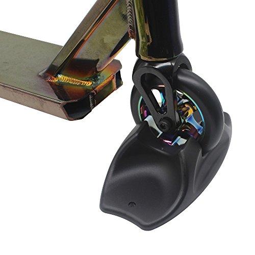 Universal Scooter Ständer Passend für Apollo / Cox Swain / Fuzion / Albott / HUDORA Stunt Scooters - Rutschfeste Design für Aufbewahrung und Sicherheit