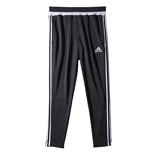 adidas Tiro 15 Herren Training Pants Cool grau/weiß/Dark Shale s30155, Herren, Cool Grey/White/Dark Shale (Tiro Adidas Training Pants)