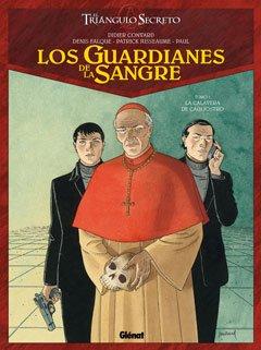 Los guardianes de la sangre 1 (Biblioteca gráfica)