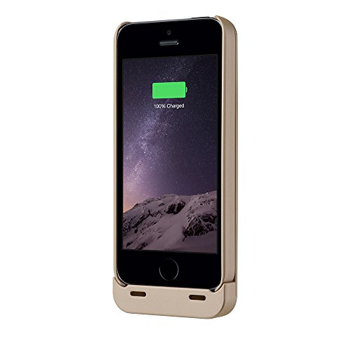 Boostcase Hybrid Power Case 2700mAh für Apple iPhone 6 klar Champagne