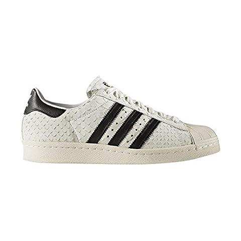 Baskets Adidas Superstar 80s 36 2 3 Blanc