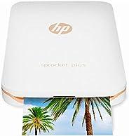 HP Sprocket Plus Printer, White - 2FR85A