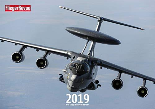 FliegerRevue Kalender 2019