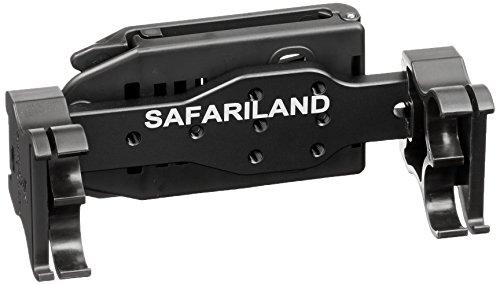 Safariland Holster 086 4 fach Schrotpatronen Halter mit Gürtel-Clip, SL086-4-2-745BL -