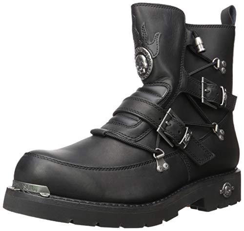 Harley Davidson Biker Boots Schwarz, Schuhgröße:EUR 44 Harley Biker-boots