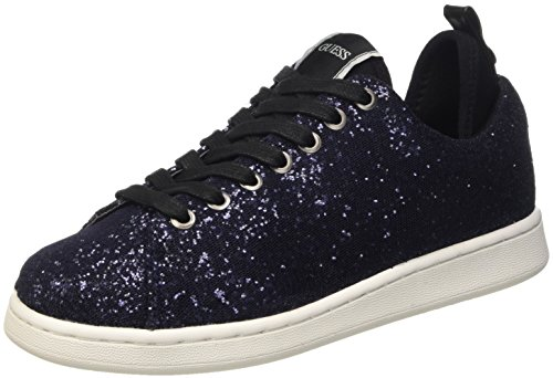 Guess Rania, Scarpe Low-Top Donna, Blu (Navy), 40 EU