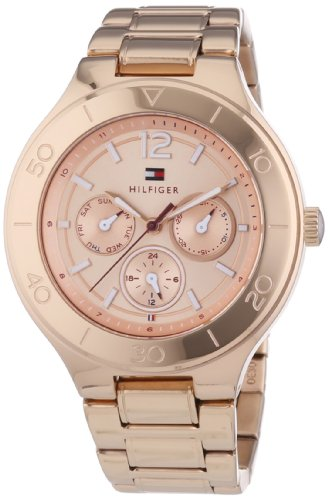 af7508d28a4f Tommy Hilfiger Watches 1781333 - Reloj analógico de Cuarzo para Mujer