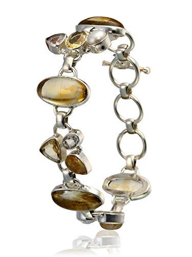 aarohee-broche-de-plata-de-ley-amarillo-claro-semi-brillantes-con-perlas-pulsera-de-hebra-sencilla-d