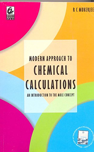 Modern Approach to Chemical Calculations