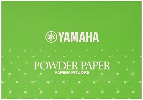 Yamaha YAC-1094P Pulverpapier für Wind- und Holzblas-Musikinstrumente