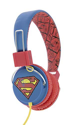 Superman vintage over-ear