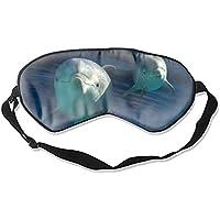 Damen Schlafmaske Tier-Delfin, mit verstellbaren Trägern in Standardgröße preisvergleich bei billige-tabletten.eu