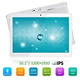 Qimaoo 10 Zoll 4G Tablet pc Tablets Android 7.0 2G RAM +32G ROM Batteriekapazität 4500mAh HD Display 1200*1920 Quad Core 1.45 GHz CPU Bluetooth WiFi WLAN