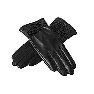 41iuzUJQbrL. SS300  - XY Gloves Touch Screen Leather Gloves Ladies Winter Warm Riding Windproof Gloves Women's Gloves
