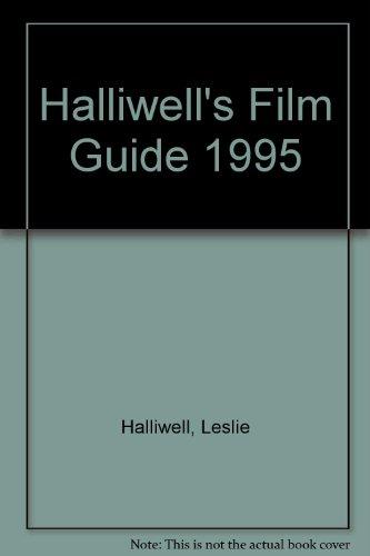 Halliwell's Film Guide 1995 (Film Guide John Walker)