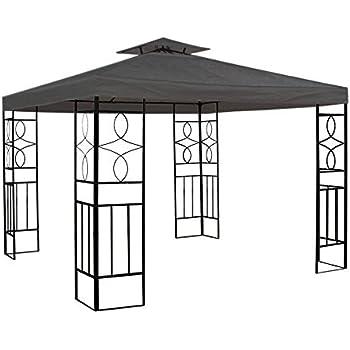 gartenpavillon 3x3m pavillon romantika pavillion beige. Black Bedroom Furniture Sets. Home Design Ideas