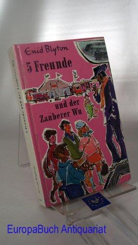 r Zauberer Wu. Eine spannende Geschichte für Jungen und Mädchen. Deutsch von B. Schott, Illustrationen von E.A. Soper (Soper Mädchen)