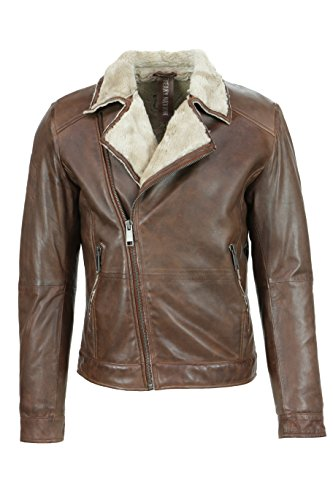 Freaky Nation Herren Jacke Beaver Creek Braun (dark cognac 8903)