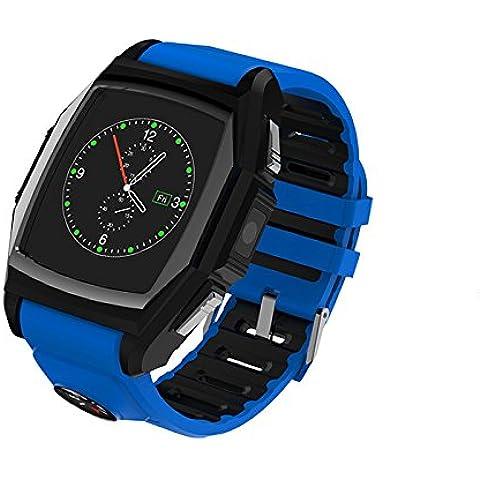 Smartwatch GT68 salud mtk6261 monitoreo de ancianos pulsómetro smart llevar reloj brújula inteligente de dispositivos ,