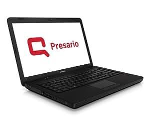 HP Compaq Presario CQ56-103EG 39,6 cm (15,6 Zoll) Notebook (AMD Sempron V140, 2,3GHz, 2GB RAM, 250GB HDD, ATI HD 4250, Linux, DVD)