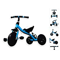 Velu Baby Kids Toddler Children Infant 3 Wheel Tricycle Trike Bike Mini Scooter
