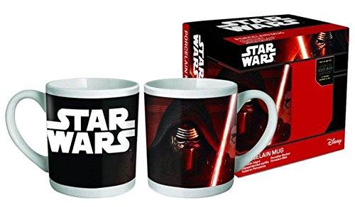 Disney SW de stw28-18kcecbz-Taza de Star Wars Darth Vader Porcelana en del Paquete de Regalo