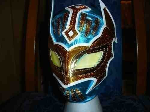 sin-cara-blu-maschera-travestimento-costume-outfit-style-replica-wrestling-mistico-maske-zip-up-bamb