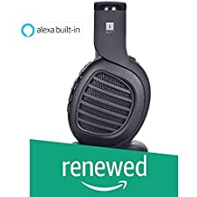 (Renewed) iBall Decibel Bluetooth 5.0 Headphone with SD/FM/Alexa Built-in (Black Edition)
