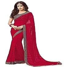 Indiano diwali cerimonia partito indossare Sari Donne Saree Designer lavoro originale etnica tradizionale sexy 879