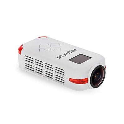 GoolRC Hawkeye Firefly Q6 4K HD FPV Aerial Camcorder 120° Wide Angle Action Camera for ZMR250 QAV250 GoolRC 210 QAV180 Racing Drone