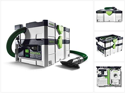 Festool Staubsauger (Festool CTL SYSEntstauber (schwarz, grün, weiß))