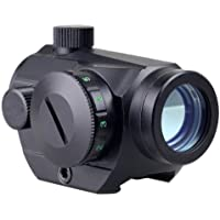 VERY100fucile tattico pistola 20mm rosso verde Dot Sight Scope Weaver Picatinny 20mm Rail (Tactical Air Controllo)