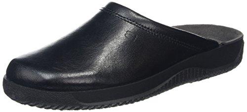 Rohde Unisex-Erwachsene 2779 Pantoffeln Schwarz (Black)
