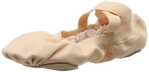 Bloch Damen Pro Elastic Tanzschuhe - Ballett, Pink, 39 EU (Ballett Bloch Schuhe)
