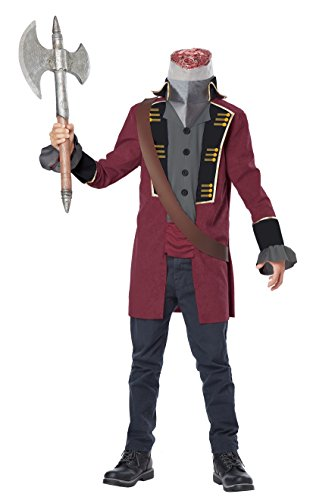 Sleepy Hollow Headless Horseman Costume XL (Headless Horseman Kinder Kostüm)