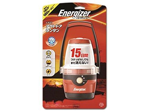 Energizer (Energizer) LED Outdoor Laterne rot [Helligkeit bis zu 180Lumen/Beleuchtung Zeit bis zu 370Stunden] mfal235rj (Energizer-led-laterne)