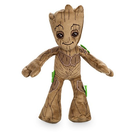 Preisvergleich Produktbild GUARDIANS OF THE GALAXY VOL. 2 GROOT PLÜSCH PLUSH 26 CM MARVEL