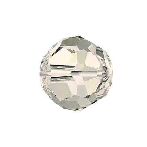 2mm Swarovski 5000 Crystal Moonlight Beads Qty