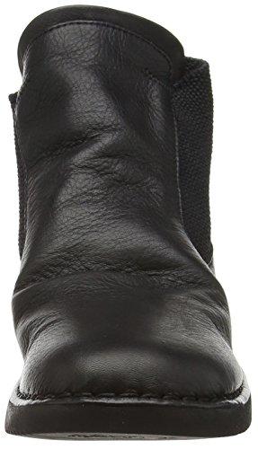 Softinos Tya319sof, Bottes Classiques femme Noir - Noir