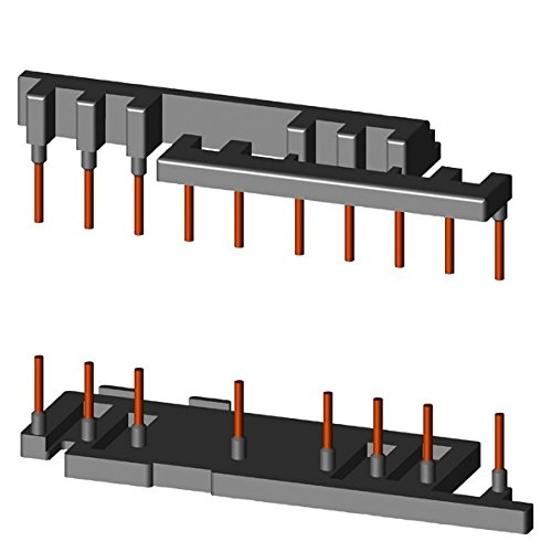 Siemens 3RA2913-2BB1Verkabelung Kit, elektrisch und mechanisch, inkl. mech. Interlock, für wye-Delta Starter, Größe S00, weiß -