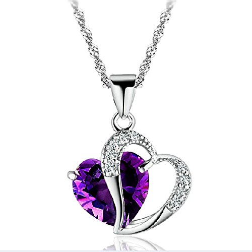 sheclub-silver-plated-crystal-diamante-purple-amethyst-heart-shape-pendant-necklace-with-chain