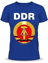 DDR - Fun T-Shirt, Grössen S-M-L-XL-XXL