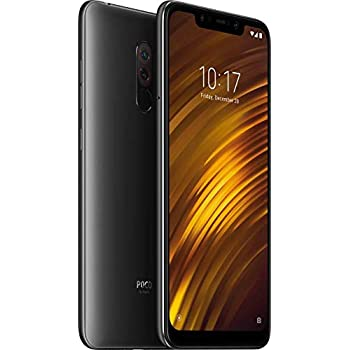 Poco F1 by Xiaomi (Steel Blue, 6GB RAM, 64GB Storage