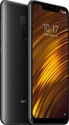 Poco F1 (Graphite Black, 64 GB) (6 GB RAM)