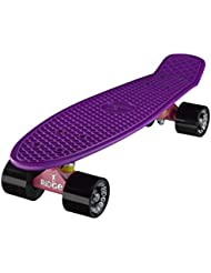 Ridge Mix It Up Retro Cruiser Skateboard complet