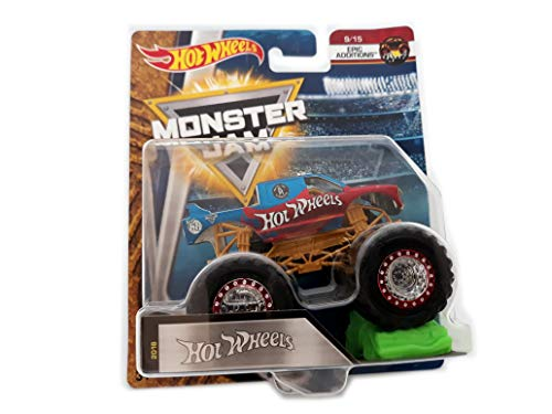 Hot Wheels Monster Jam - 1:64 Escala de Camiones coleccionables de Hot Wheels (Hotwheels Since 68)