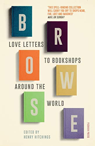Browse: The World in Bookshops (English Edition)