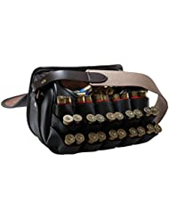 Croots Loaders Bag Byland Leather 150 cartridge capacity Shooting bag