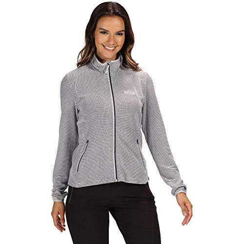 41ivHDmu50L. SS500  - Regatta Womens Willett Full Zip Lightweight Stretch Grid Fleece